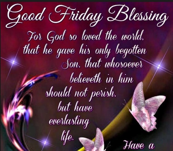 Bless Friday Quotes