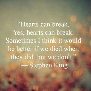 Broken Heart Quote Sometimes