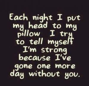 Broken Heart Quotes Pillow