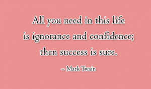 Confidence Giving Quotes