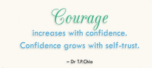 Confidence Quotes For Essay