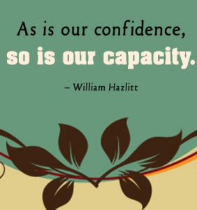 Confidence Quotes God