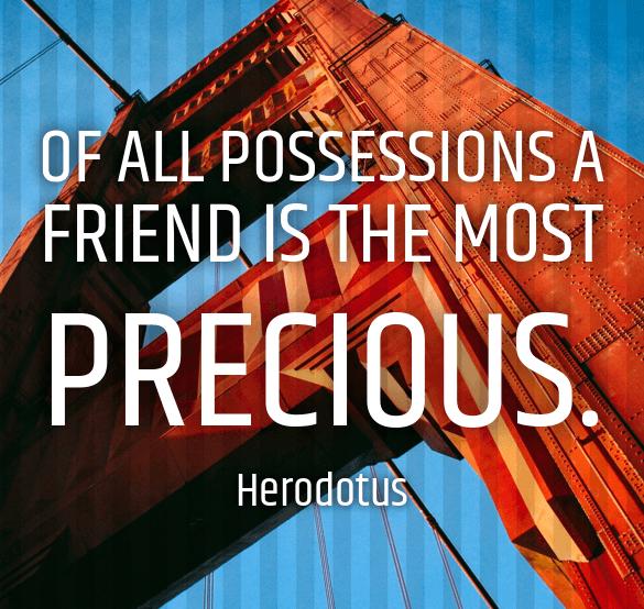 Friends Quote Precious