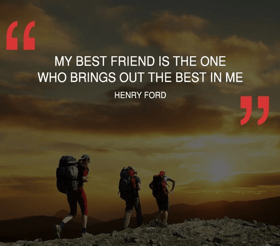 Friendship Quote Best Friend Me
