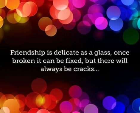 Friendship Quote Fix