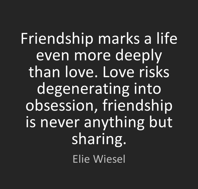 Friendship Quote Love