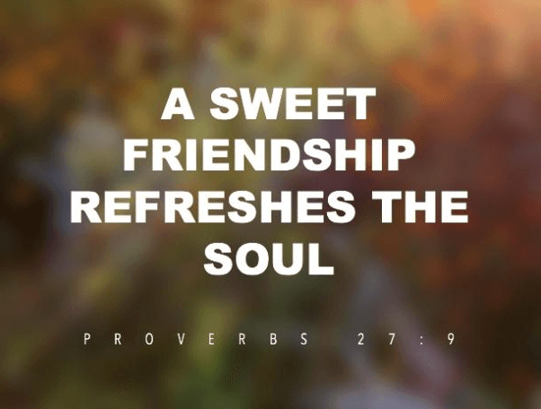 Friendship Quote Sweet