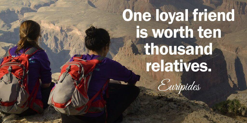 Friendship Quotes One Loyal Friend 1024x512