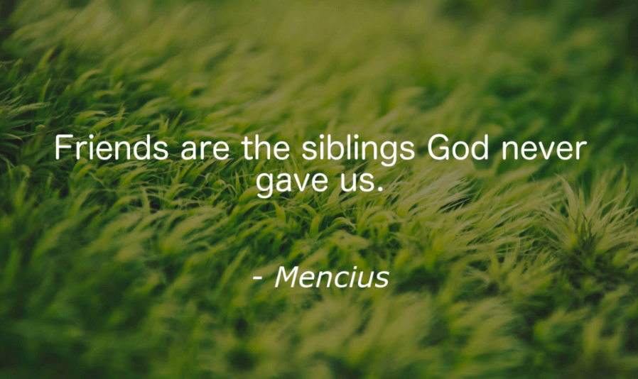 Friendship Quotes Siblings