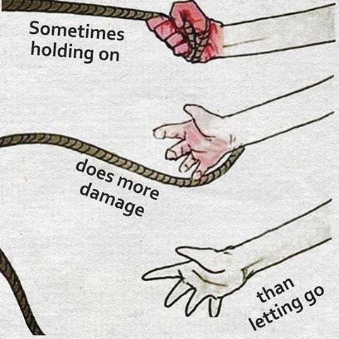 Let Go Damage