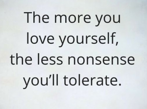 More Self Love Quote