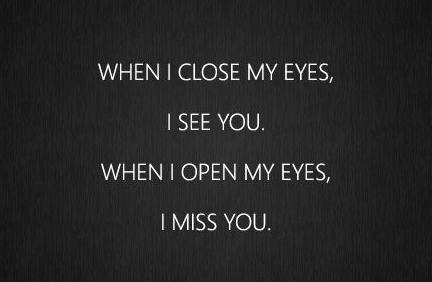 Openeyesmiss