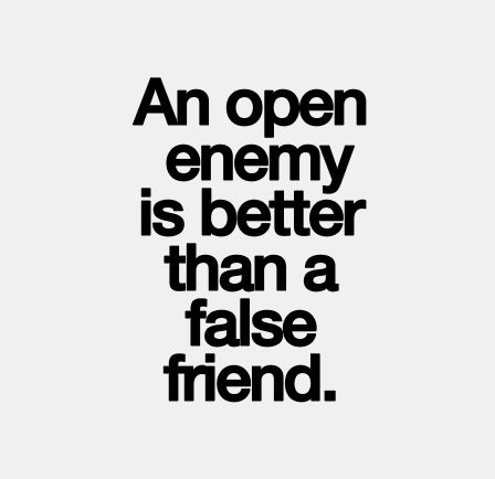 Quotes About Fake Friends By Unknown Authors