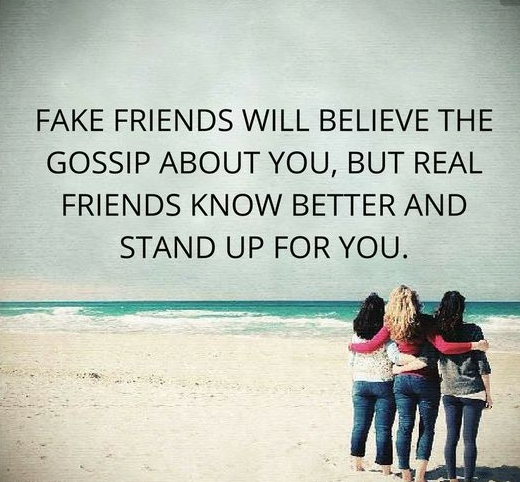 Quotes About Fake Guy Friends