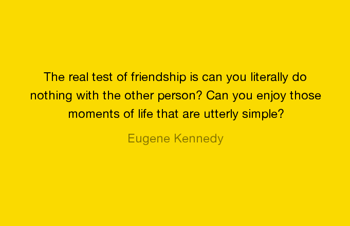 Real Friendship Quotes Simple