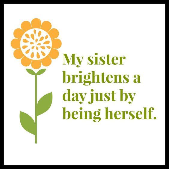 Sister Birghten Day