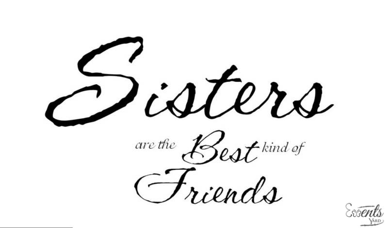 Sister Day Quotes