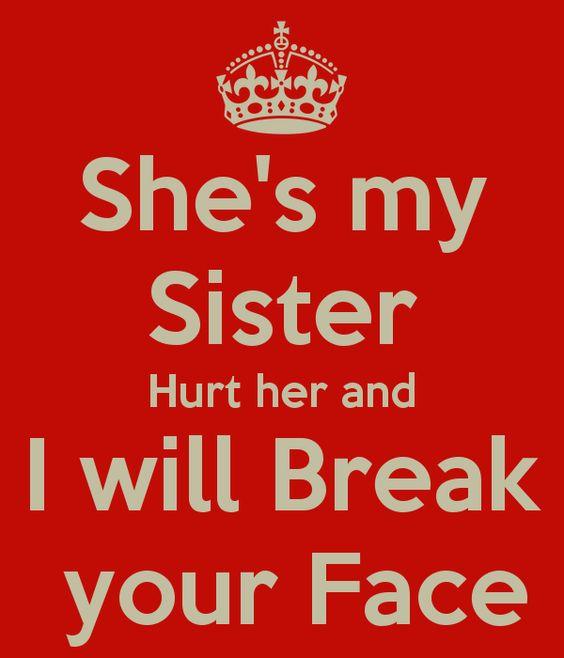 Sister Hurt