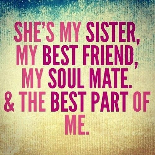 60 Cute Meaningful Sister Quotes With Images Events Yard