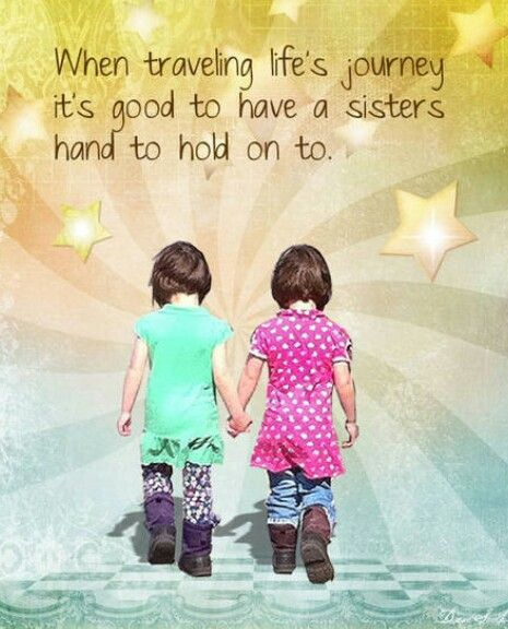 Sister Quote Life
