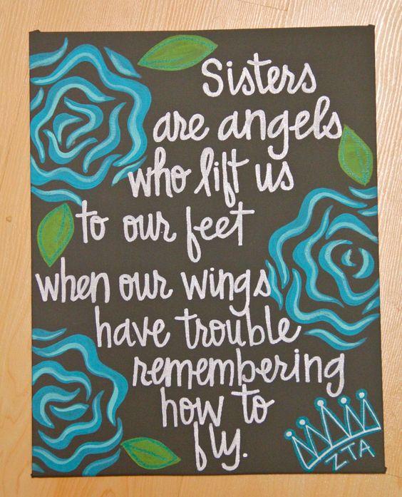 Sisters Angels