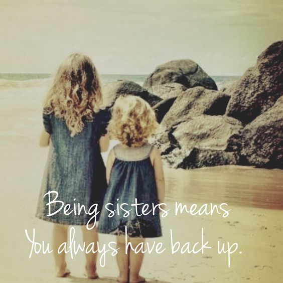 Sisters Back Up