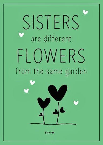 Sisters Flowers