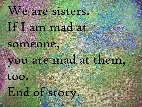 Sisters Mad