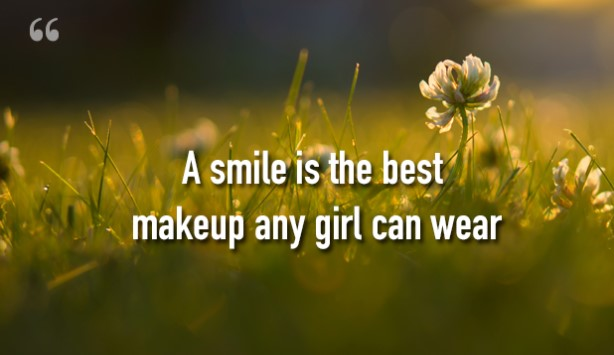 60 Cute Your Smile Quotes And Sayings For Her Events Yard