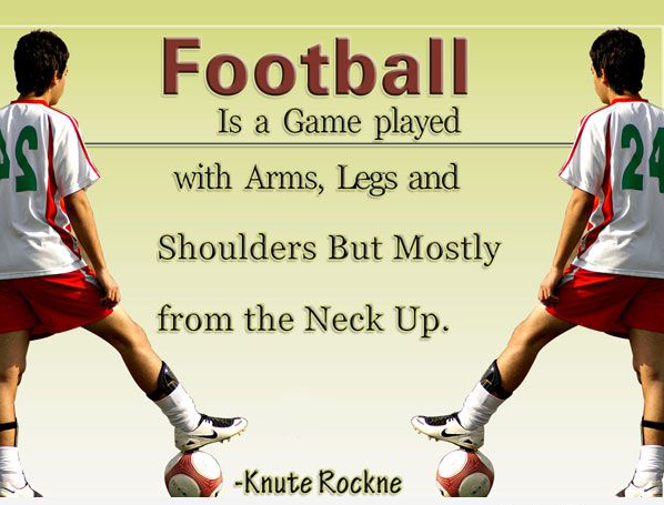 Soccer Quotes Goalie
