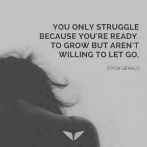 Struggle Let Go