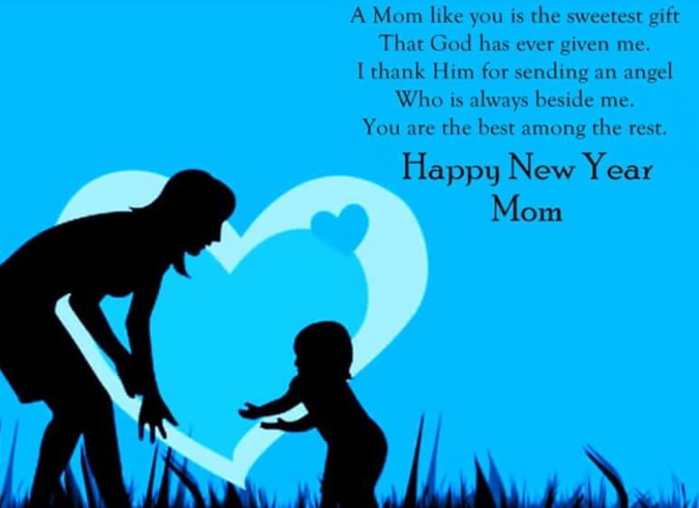 happy new year mom