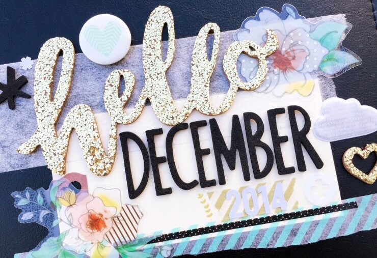 December Blessings Quotes