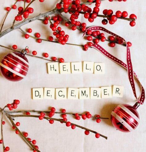 Hallo December