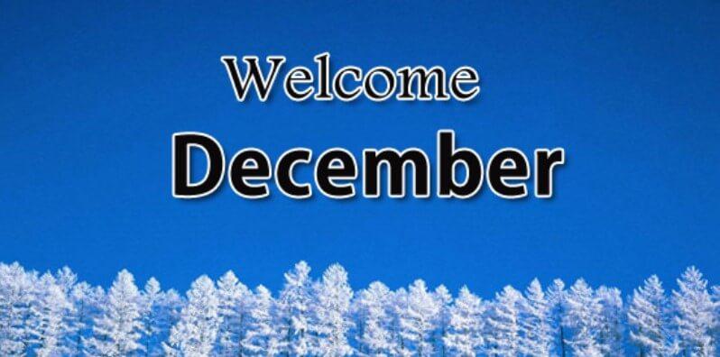 Happy December Quotes
