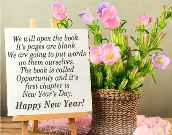 Happy New Year Friendship Quotes Wishes And Sayings Events Yard