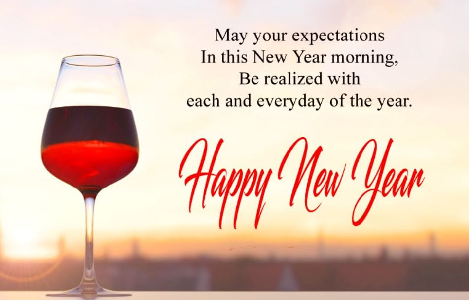 New Year Wishes For Family Friends