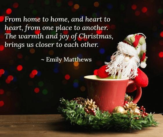 Big Christmas Tree Quotes