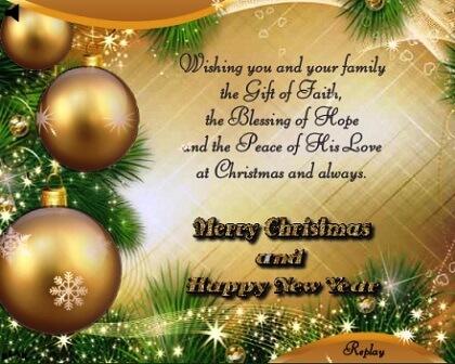 Christmas Best Status In Hindi