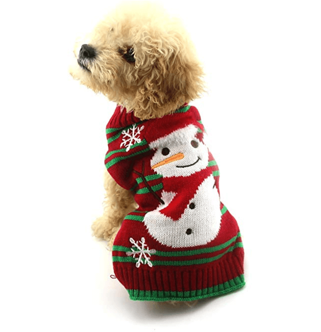 Christmas Costumes For Dogs And Cats