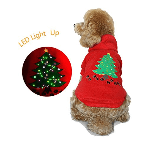 Christmas Costumes For Dogs Uk