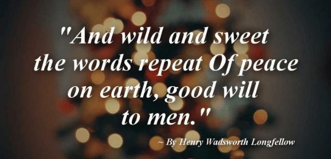 Christmas Poem Ideas