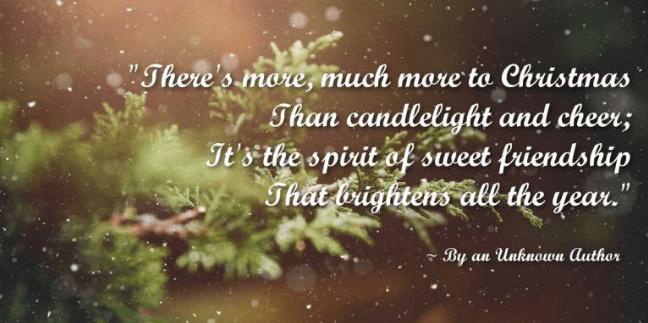 Christmas Poems Short