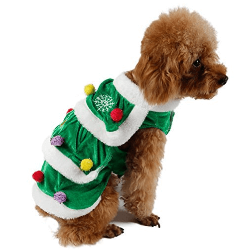Cool Christmas Costumes For Pets