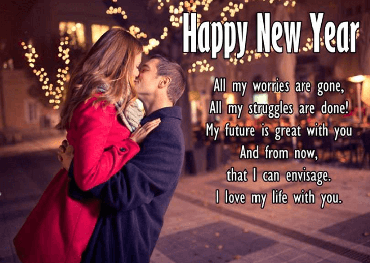 New Year Status And Images