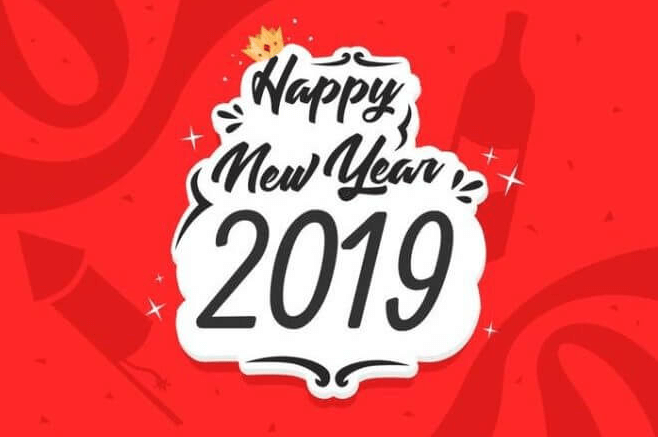 New Year Status For Instagram
