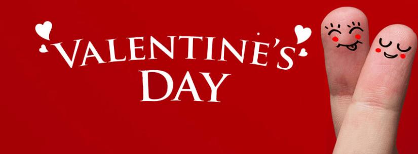 Valentines Day Facebook Banner
