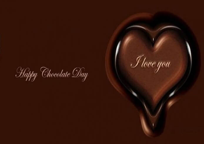 Chocolate Day Images With Quotes In Marathi