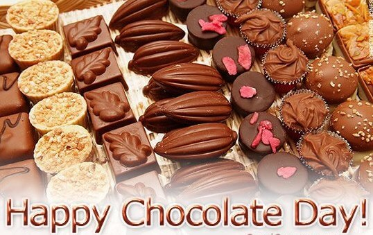 Chocolate Day Quotes For Girlfriend