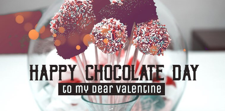 Chocolate Day Quotes With Name